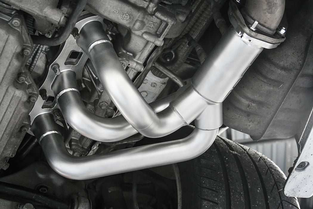 Soul Performance Products - Competition Headers (991.1 Carrera) - Flat 6 Motorsports - Porsche Aftermarket Specialists
