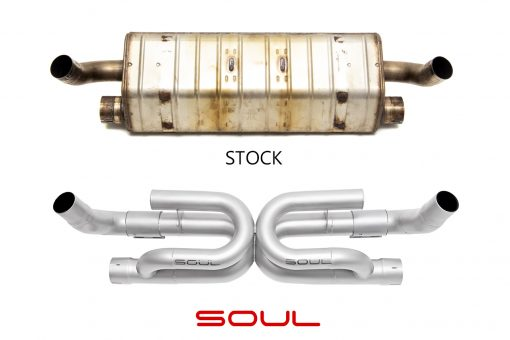 Soul Performance Products - Performance Exhaust System (991.2 Carrera)