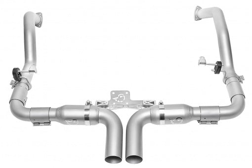 Soul Performance Products - Race Exhaust System (987.2 Cayman / Boxster)