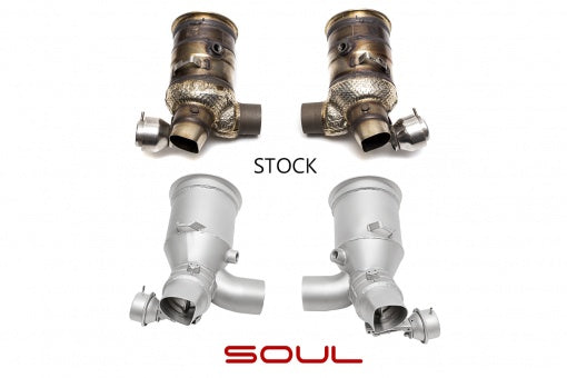 Soul Performance Products - GT2 Downpipes (991)
