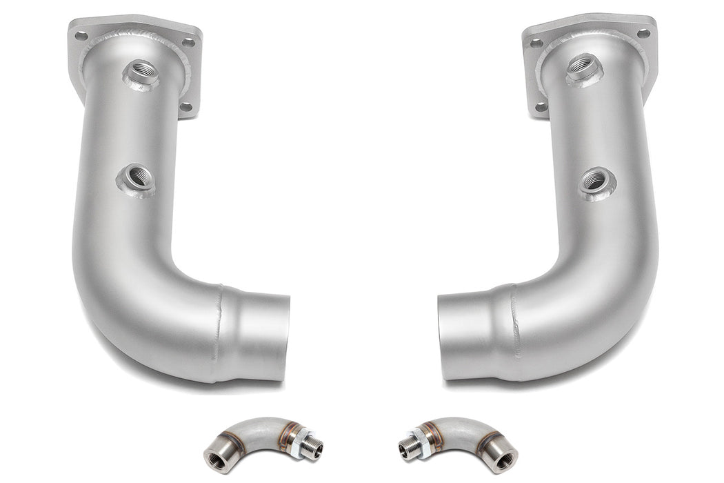 Soul Performance Products - Cat Bypass Pipes (991 Turbo)