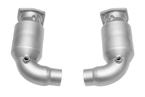 Soul Performance Products - Sport Catalytic Converters (991 Turbo)