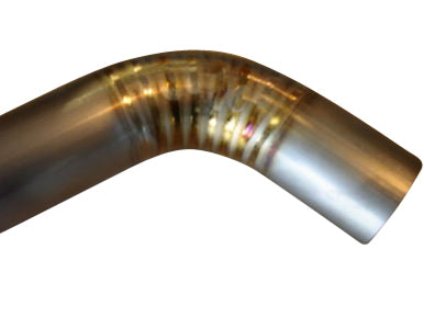 Top Speed Pro 1 Titanium X-Pipe Exhaust System (996 Turbo)