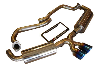 Top Speed Pro 1 - Exhaust System (981 Cayman / Boxster)