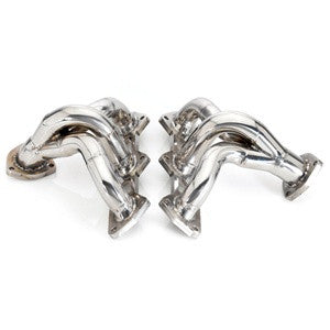 Tubi Style Turbo Headers (997.1 Turbo) - Flat 6 Motorsports - Porsche Aftermarket Specialists