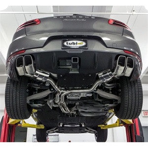 Tubi Style Exhaust System (Macan) - Flat 6 Motorsports - Porsche Aftermarket Specialists