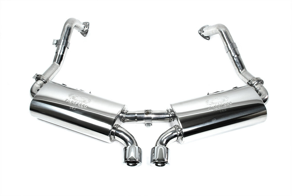 Fabspeed Maxflo Performance Exhaust System (Cayman / Boxster 987.2)