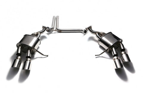 Armytrix Valvetronic Cat-Back Exhaust System (Macan 2.0T) - Flat 6 Motorsports - Porsche Aftermarket Specialists
