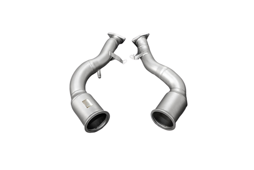 Tneer - High Flow Downpipes (Macan GTS/Turbo 95B.2)