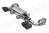 Cargraphic Turbo-Back Exhaust System (991.2 Carrera)