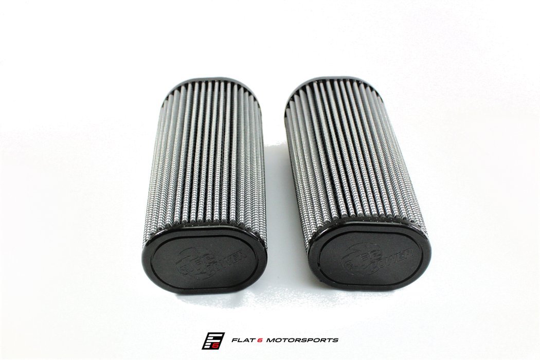 aFe MagnumFLOW Air Filters (Cayman / Boxster 981) - Flat 6 Motorsports - Porsche Aftermarket Specialists