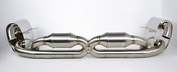 Kline Innovation Exhaust System (996 Carrera) - Flat 6 Motorsports - Porsche Aftermarket Specialists