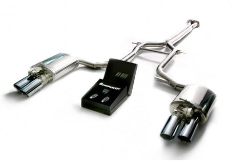 Armytrix Valvetronic Cat-Back Exhaust System (Panamera / S / GTS)