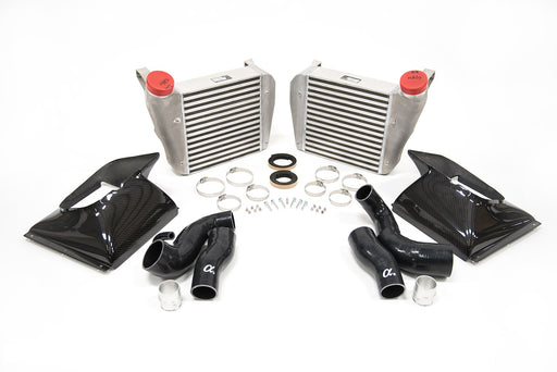 Alpha Performance (AMS) Intercooler System (Macan) - Flat 6 Motorsports - Porsche Aftermarket Specialists