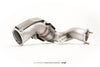 Alpha Performance (AMS) Downpipes (Macan) - Flat 6 Motorsports - Porsche Aftermarket Specialists
