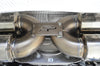 Agency Power Performance Racing Muffler (991 Turbo) - Flat 6 Motorsports - Porsche Aftermarket Specialists