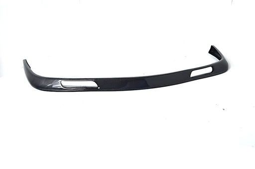 Agency Power Carbon Fiber Aero Kit Style Front Lip Spoiler (996 Turbo / C4S) - Flat 6 Motorsports - Porsche Aftermarket Specialists