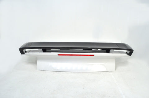 Agency Power Carbon Fiber Type II Add-on Rear Wing (997 Turbo)