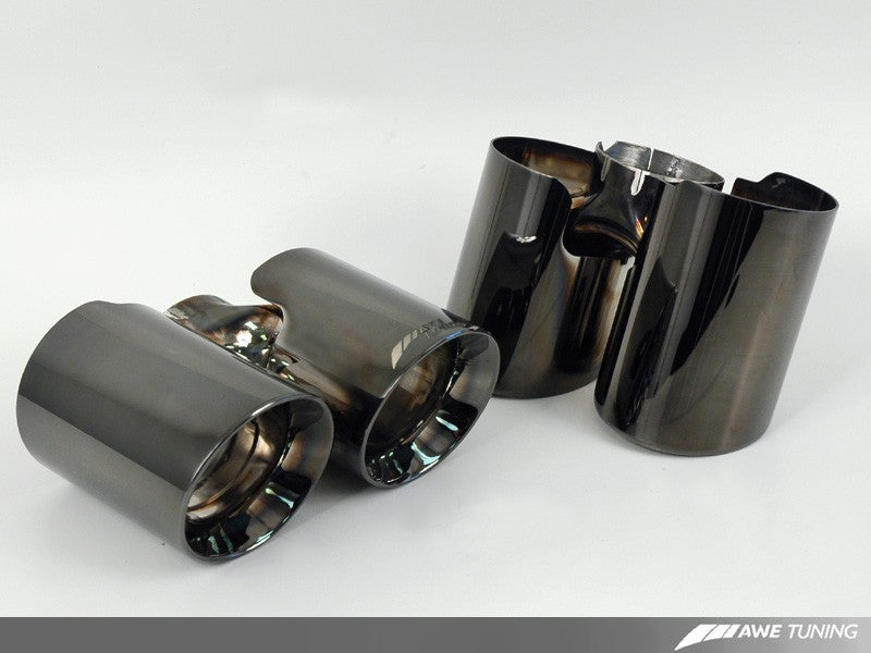 AWE Tuning Exhaust System (Panamera S) - Flat 6 Motorsports - Porsche Aftermarket Specialists
