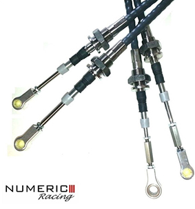 Numeric Racing Performance Shifter Cables (996 / 997) - Flat 6 Motorsports - Porsche Aftermarket Specialists