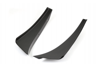 APR Performance Carbon Fiber Front Bumper Canards (981 GT4)