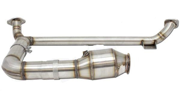 Cargraphic Sport Catalytic Converter Downpipe (Cayman / Boxster 718)
