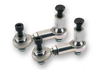 RSS Adjustable Swaybar Drop Links (997) - Flat 6 Motorsports - Porsche Aftermarket Specialists
