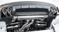 Cargraphic Catback Exhaust System (9YA Cayenne)