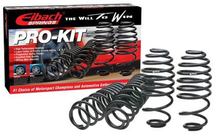 Eibach Pro-Kit Lowering Springs (987 Cayman S) - Flat 6 Motorsports - Porsche Aftermarket Specialists