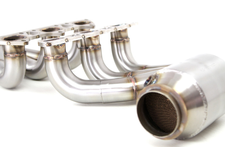 Kline Innovation Headers (997 GT3) - Flat 6 Motorsports - Porsche Aftermarket Specialists