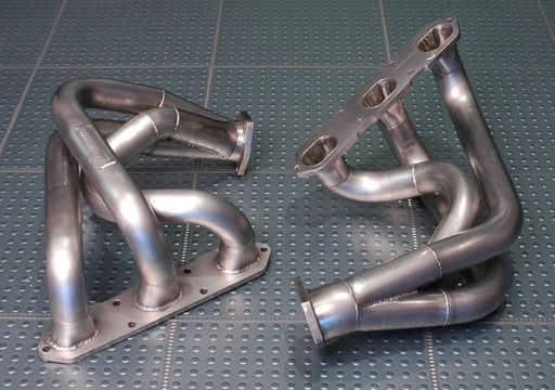 AWE Tuning Performance Headers (996 Carrera) - Flat 6 Motorsports - Porsche Aftermarket Specialists