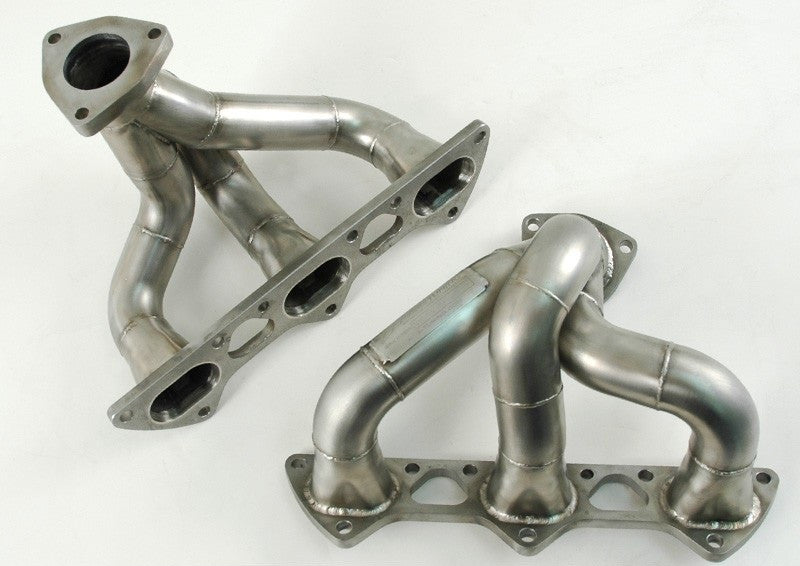 AWE Tuning Performance Headers (996 Turbo) - Flat 6 Motorsports - Porsche Aftermarket Specialists