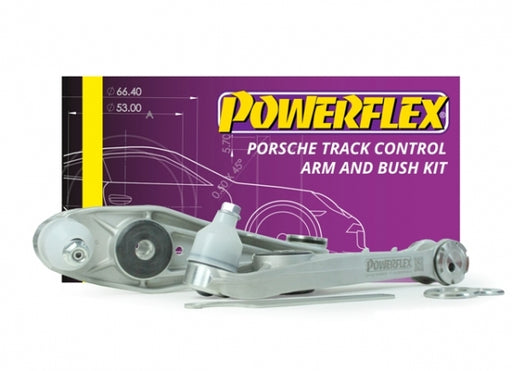 Powerflex Adjustable Track Lower Control Arms (987 Cayman / Boxster)