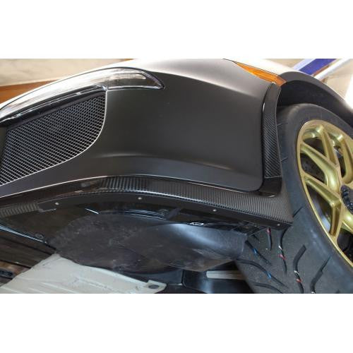 APR Performance Front Air Dam (991 GT3) - Flat 6 Motorsports - Porsche Aftermarket Specialists