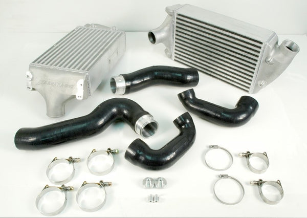 AWE Tuning Performance Intercoolers (996 Turbo) - Flat 6 Motorsports - Porsche Aftermarket Specialists