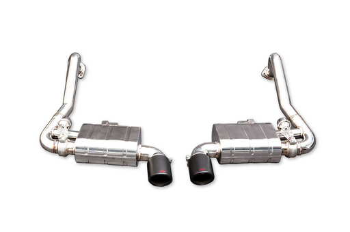 iPE Valvetronic Exhaust System (Cayman / Boxster 718)