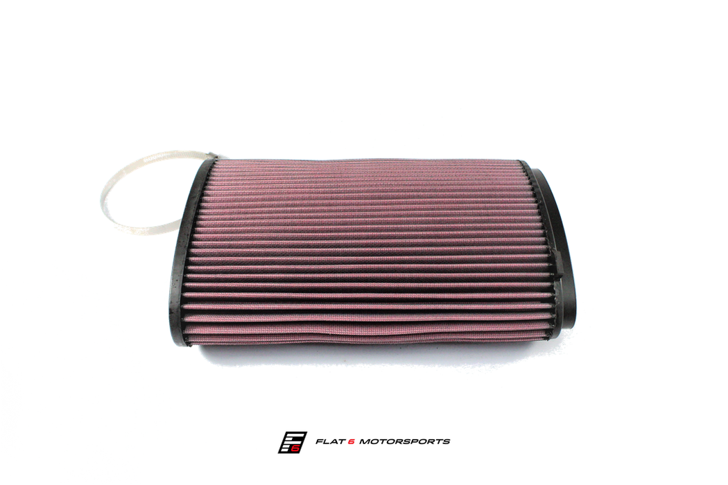 K&N Drop-In Air Filter (987 Cayman / Boxster) - Flat 6 Motorsports - Porsche Aftermarket Specialists