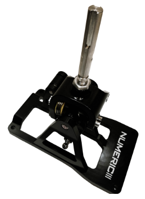 Numeric Racing Short Throw Shifter (981, 991, 718) - Flat 6 Motorsports - Porsche Aftermarket Specialists