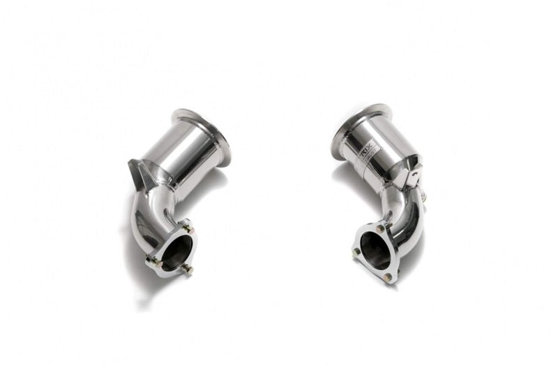 Armytrix High Flow Downpipes (Panamera S/4S 2.9L 971)