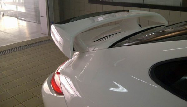 NR Auto - GT2 Style Wing (997)