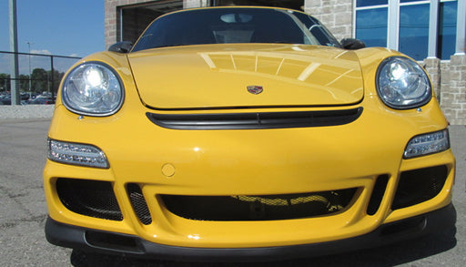 NR Auto - GT3 Front Bumper (987.1 Cayman / Boxster) - Flat 6 Motorsports - Porsche Aftermarket Specialists