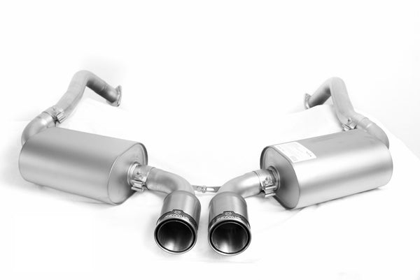 Remus Racing Sport Exhaust System (987.2 Cayman / Cayman S) - Flat 6 Motorsports - Porsche Aftermarket Specialists