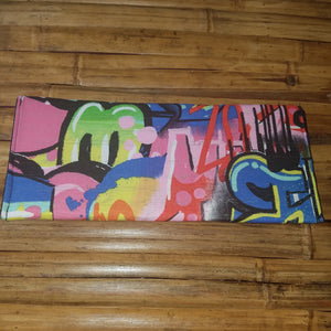 Graffiti Mini-Clutch