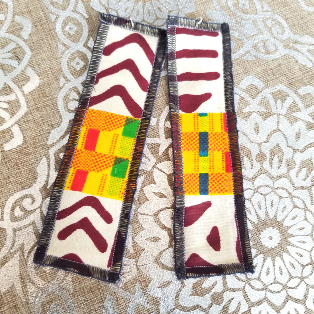 Kente Earblooms