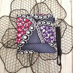 Ankara Pop Mini-Clutch