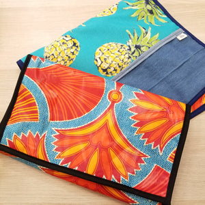 African Sun Diaper Changing Pad
