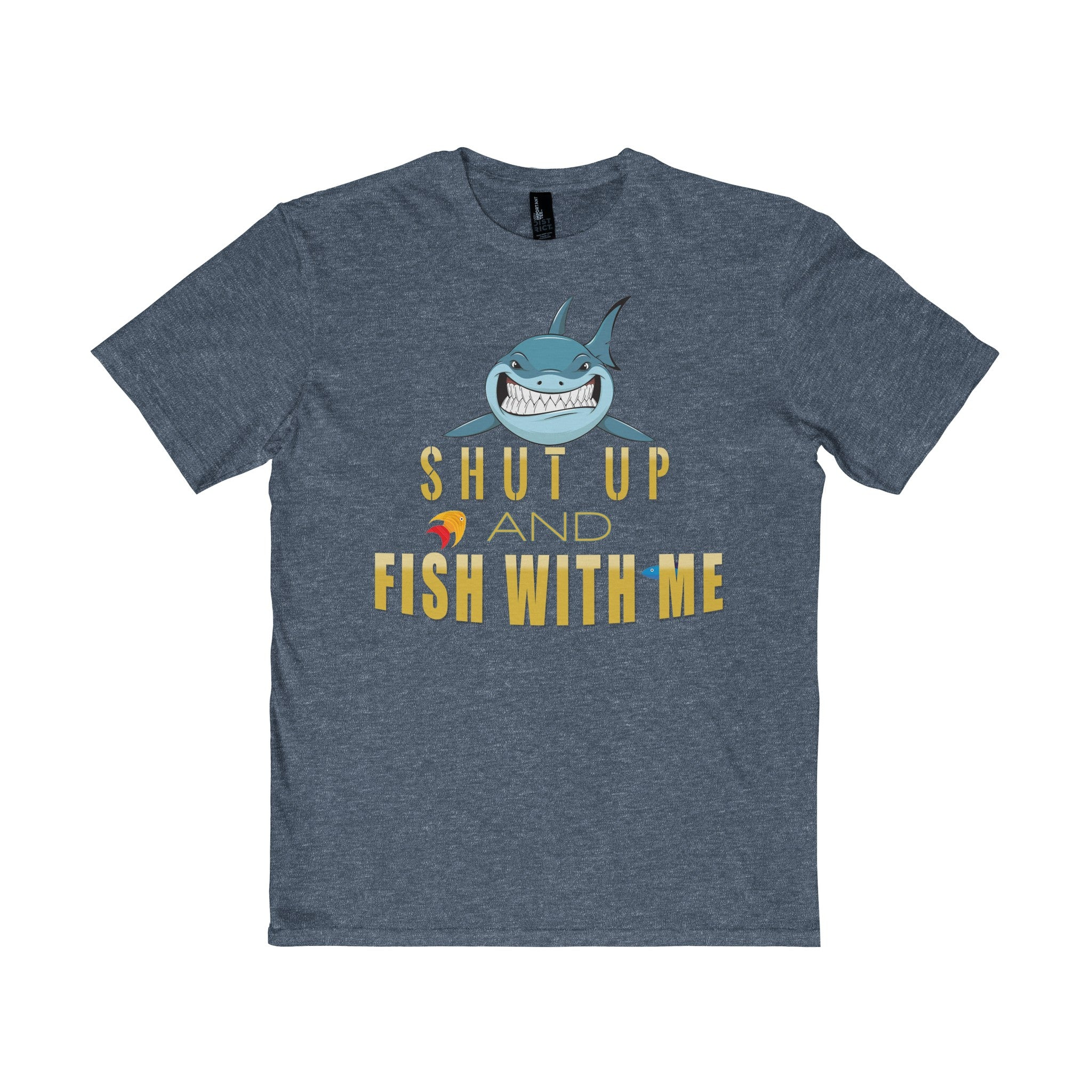 SHARK FISHER-SHIRT- SPECIAL EDITION- ON SALE TODAY GET YOURS