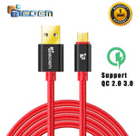 5V2A Micro USB Cable,Tiegem Fast Charging Mobile Phone USB Charger