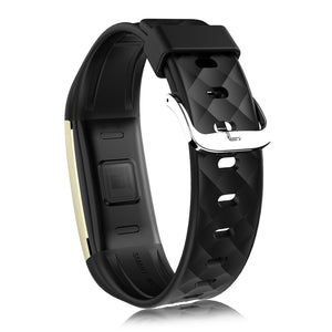 Bluetooth Smart Bracelet Heart Rate Monitor IP67 Sport Fitness Tracker Wristband