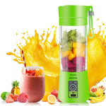 Electric Fruit Citrus Juicer Bottle Handheld Milkshake- Smoothie Maker Rechargeable Juice Blender